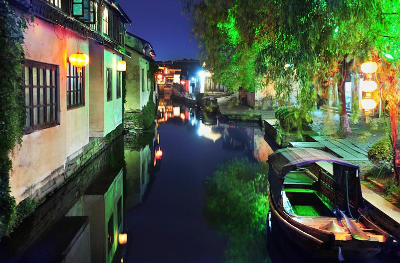 苏州周庄_昆山周庄古镇旅游景点介绍